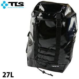 TOOLS ツールス 27リットル ウエットバックパック リッチブラック ウェット用 バッグ 防水バック 便利グッズ 【あす楽対応】