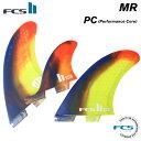 【11/30まで!PT20倍中】ショートボード用フィン FCS2 FIN エフシーエス2フィン MR PC マークリチャーズ パフォーマン…