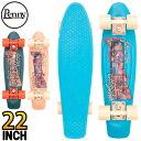 スケボー コンプリート スケートボード Penny Skateboard ペニー GRAPHICS Complete 22インチ POSTCARD SERIES ミニク…
