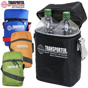 ポリタンクカバー 2L2個用 TRANSPORTER トランスポーター マルチペットボトルカバー 2Lペットボトルケース 2本用 サーフィン アウトドア 保温 保冷 バッグ 【あす楽対応】