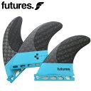日本正規品 ショートボード用フィン FUTURES. FIN フューチャーフィン V2 BLACK STIX 3.0 F4 3フィン トライフィン かっこいい ...