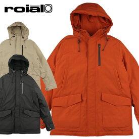 ROIAL ロイアル メンズ ジャケット R803MDW04 JEFF アウター ダウン ミドル丈 撥水 男性用 【あす楽対応】