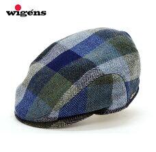 送料無料!《スウェーデン/ヴィゲーンズ/wigens/ハンチング/帽子》ツイード耳あて付きハンチング/メンズ/帽子/ハンチング【RCP】
