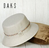送料無料!《ダックス/DAKS/サハリハット》日本製春夏サハリハット/メンズ/帽子/ハット/大きいサイズ【RCP】
