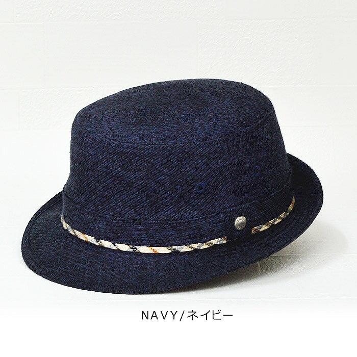 送料無料【DAKS】ダックス アルペンハット 中折れハット メンズ 帽子 大きいサイズ 秋 冬