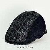 送料無料!《ダックス/DAKS/ハンチング/帽子》日本製ダックスチェックハンチング/メンズ/帽子/ハット【RCP】