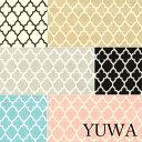《生地》 シーティング モロッカン柄 YUWA 有輪商店 10cm EG116513