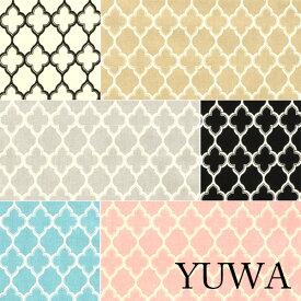 [A]有輪商店 シーティング生地 モロッカン柄 YUWA商店 10cm EG116513