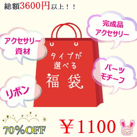 【U】ジャンルが選べる!1100円福袋【3600円相当以上入ってます♪】