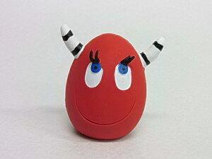 サンジョルディー おにたまご(レッド)【 定形外郵便規格外・発送可能 】あまぁ〜い香りのおもちゃ 東京ペット商事 玩具
