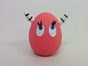 サンジョルディー おにたまご(ピンク)【 定形外郵便規格外・発送可能 】あまぁ〜い香りのおもちゃ 東京ペット商事 玩具