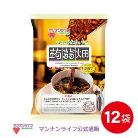 蒟蒻畑コーヒー味 12袋