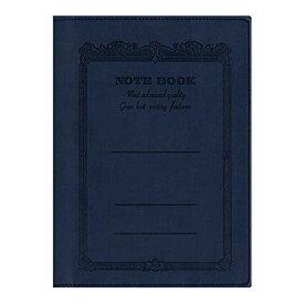 【ポイント3倍】アピカ ノートカバー CDノートブックウェア セミB5 CDV250-NV ネイビー