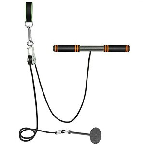 PELLOR 筋トレ 筋トレ器具 手首 前腕 筋肉トレーニング リストローラー フィットネス 器具