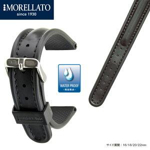 モレラート社製時計ベルトCAYMAN