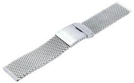 時計ベルト 時計バンド カシス製腕時計ベルト メッシュミラー V99466H4 24mm 腕時計ベルト 時計 ベルト 時計 バンド