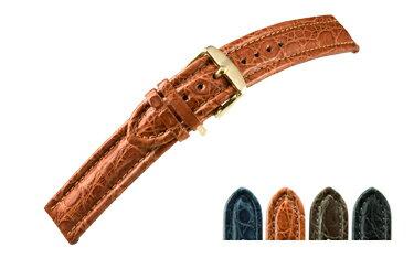 時計 ベルト 時計ベルト カイマンワニ U1605 18mm 20mm 22mm 24mm バンド 時計バンド 替えベルト 替えバンド ベルト交換 | 腕時計ベルト 腕時計バンド 革ベルト 革バンド交換 ベルトだけ 本革ベルト ウォッチバンド 交換 腕時計 おしゃれ 本革 腕時計用ベルト 時計用ベルト