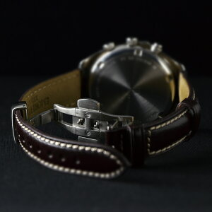 カシス腕時計バックルDKN_PBFSILVER_SSM(ピーケーエヌピービーエフシルバーエスエスエム)アップ写真