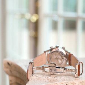 カシス腕時計バックルDKN_PBFSILVER_SSM(ピーケーエヌピービーエフシルバーエスエスエム)装着イメージ3