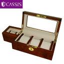 Box 3 with window(ボックス3 窓付き)   時計 腕時計 高級 ケース ウォッチケース 時計ケース 腕時計収納ケース コ…