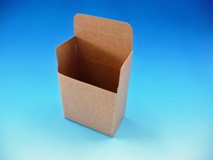 化粧箱【数量限定】クラフトボール トムソン箱75*75*40mm
