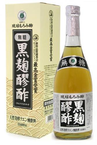 黒麹醪酢 無糖 720ml ×6個セット