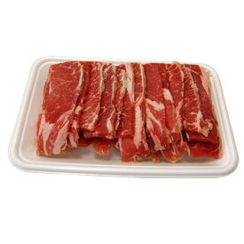 【商番1102】【11時までの注文で当日発送!(水日祝除く)】 牛カルビ焼肉用 500g(250g×2)