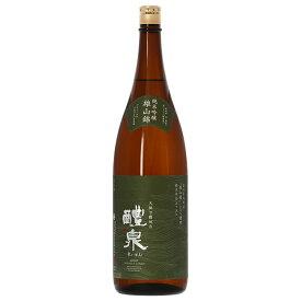 日本酒 地酒 岐阜 玉泉堂酒造 醴泉 純米吟醸 雄山錦 1800ml
