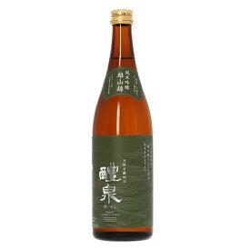 日本酒 地酒 岐阜 玉泉堂酒造 醴泉 純米吟醸 雄山錦 720ml