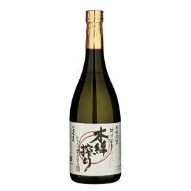 日本酒 地酒 飛騨 渡辺酒造 蓬莱 柿渋染め 木綿搾り 純米吟醸 生原酒 720ml