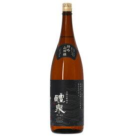 日本酒 地酒 岐阜 玉泉堂酒造 醴泉 特別吟醸 山田錦 1800ml