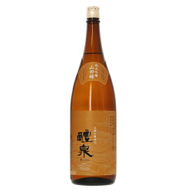 日本酒 地酒 岐阜 玉泉堂酒造 醴泉 純米吟醸 山田錦 1800ml