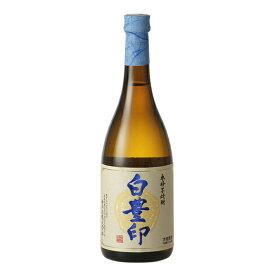 焼酎 鹿児島 西酒造 白豊印 芋 25度 720ml