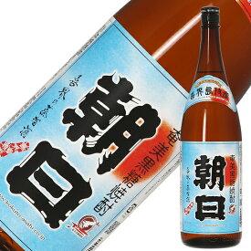 焼酎 鹿児島 朝日酒造 黒糖 25度 1800ml