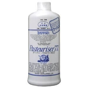 【包装不可】 ドーバー パストリーゼ77 500ml 詰め替え用 アルコール消毒液 消毒 消臭 抗菌 防カビ