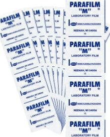 【包装不可】 パラフィルム M 幅 約5cm×長さ 約20cm 10枚入り