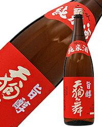 日本酒 地酒 石川 車多酒造 天狗舞 旨醇 純米酒 1800ml
