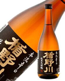 日本酒 地酒 山形 楯の川酒造 楯野川 純米大吟醸 本流 辛口 720ml
