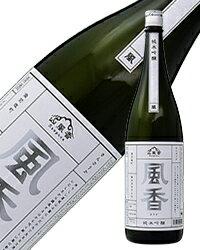 【あす楽】 日本酒 地酒 奈良 梅乃宿酒造 山風香 風香 純米吟醸 1800ml