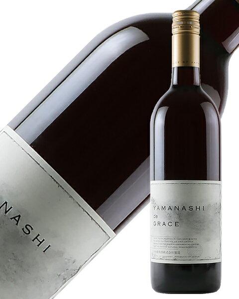 中央葡萄酒 グレイス茅ヶ岳 赤 2016 750ml