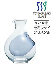 【包装不可】 東洋佐々木ガラス カラフェ バリエーション 徳利(大) 品番:61048DV 日本製 冷酒カラフェ