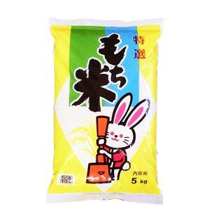 【20kg単位送料無料】おいしいもち米 30年産山形県産ヒメノモチ 白米5kgx1袋 玄米/無洗米加工/米粉加工/保存包装 選択可