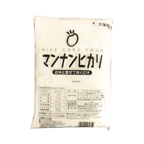 【送料無料】業務用マンナンヒカリ 1kg