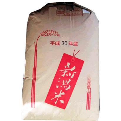 【送料無料】【精米料無料】新米 最高級もち米 30年産新潟県産こがねもち 1等 玄米30kgx1袋 無洗米加工/保存包装 選択可