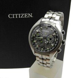 美品 CITIZEN シチズン プロマスター メンズ 電波 クォーツ 腕時計 H909-S084857 【中古】