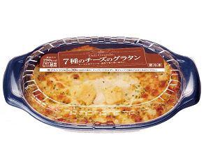ヤヨイサンフーズ Deli Grande 7種のチーズのグラタン 200g