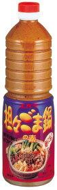 エバラ 坦々ごま鍋の素 1000ml