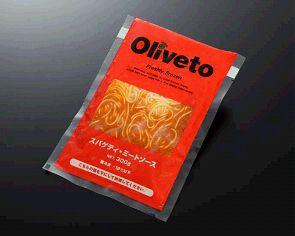 ヤヨイサンフーズ Olivetoスパゲッティ・ミートソース 300g