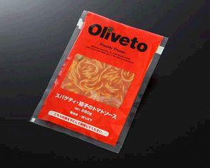 ヤヨイサンフーズ Olivetoスパゲッティ・茄子のトマトソース 280g