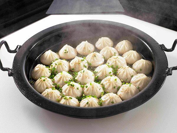 【新商品】テーブルマーク 繁盛飲茶 焼き小籠包(ショーロンポー) 25g×20個入り